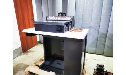 Компьютеризированная брусовочная машина (99 программ) Comelz SS20 для спуска края кожи