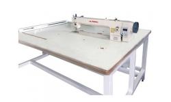 Швейный автомат программируемой строчки для отстрочки крупных заготовок Aurora ASM-0302-560-D4