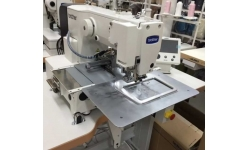 Автоматизированное решение для изготовления брелока на базе электронной закрепочной машины Brother BAS-311HN NEXIO