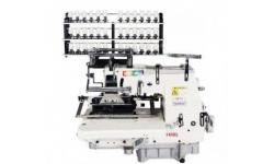 33-х игольная поясная швейная машина GOLDEN WHEEL CSL-1233PSM-E/MD