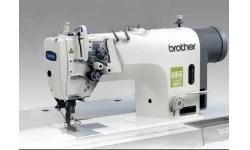 Двухигольная промышленная швейная машина Brother T-8420C