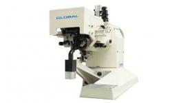 Машинка для изготовления мокасин GLOBAL SM 7747 в комплекте со столом и HVP 90