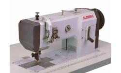 Двухигольная швейная машина с двойной подачей материала Aurora  A-1244-D3 ( с прямым приводом)