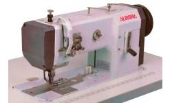Двухигольная швейная машина с двойной подачей материала Aurora  A-1244