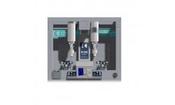 Cerim K300 двухстанционная машина для склеивания