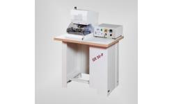Гидравлическая машина для изготовления петель на ремнях часов Galli SR 90 P