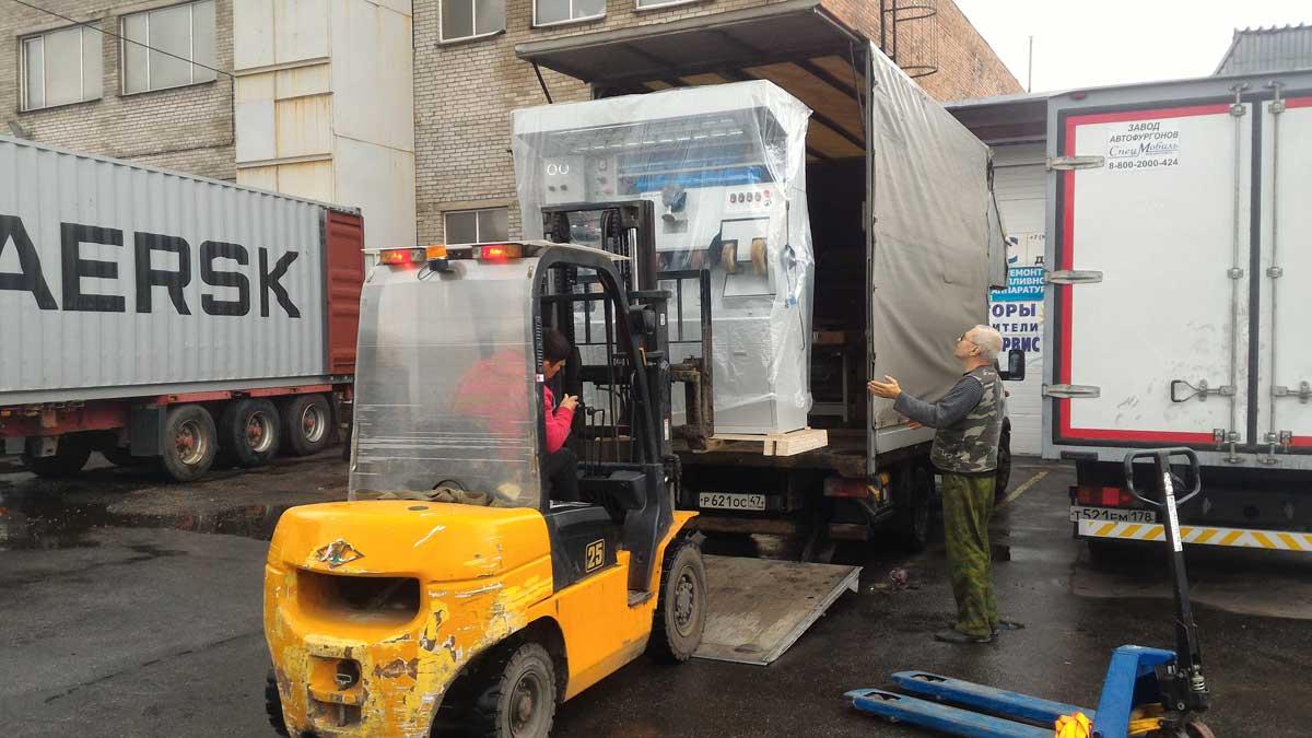 Станки ALFA на складе в СПб